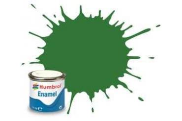 Humbrol barva email AA1448 - No 131 Mid Green - Satin - 14ml