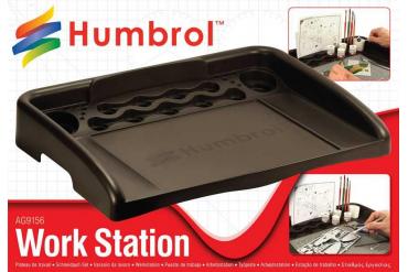 Humbrol Work Station  AG9156 - pracovní stanice