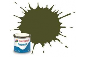 155: Olive Drab - Matt - 14ml - Email