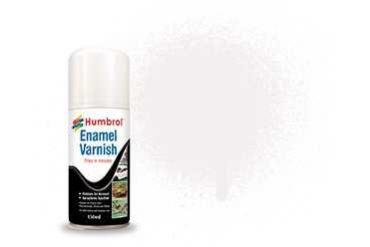 Humbrol sprej email lak AD6997 - No 35 Varnish Gloss 150ml