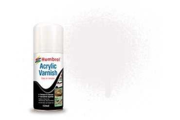 Humbrol sprej akryl lak AD6049 - No 49 Varnish Matt 150ml