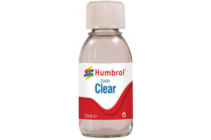 Humbrol Clear - Satin - lak 125ml - AC7435