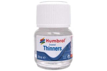 Humbrol Enamel Thinners AC7501 - ředidlo 28ml láhev