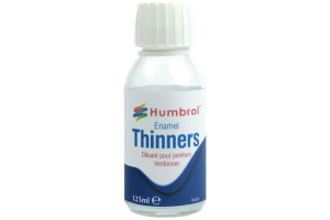 Humbrol Enamel Thinners - ředidlo 125ml - AC7430