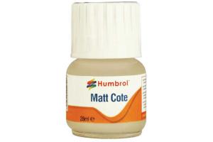 Humbrol Modelcote Mattcote - matný lak 28ml láhev - AC5601