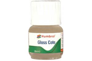 Humbrol Modelcote Glosscote - lesklý lak 28ml láhev - AC5501