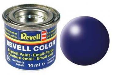 Barva Revell emailová - 32350: hedvábná tmavě modrá (dark blue silk)