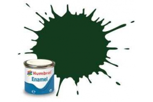 Humbrol barva email AQ0040 - No 3 Brunswick Green - Gloss - 50ml