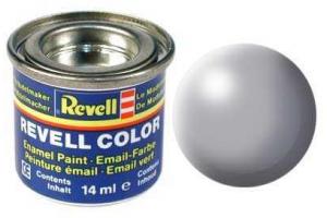Barva Revell emailová - 32374: hedvábná šedá (grey silk)