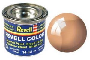 Barva Revell emailová - 32730: transparentní oranžová (orange clear)