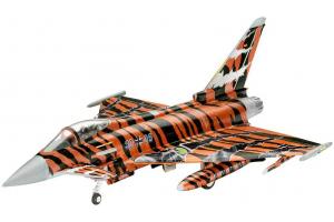 ModelSet letadlo 63970 - Eurofighter Bronze Tiger (1:144)