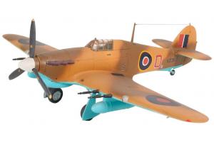 Hawker Hurricane Mk.IIC  (1:72) - 04144