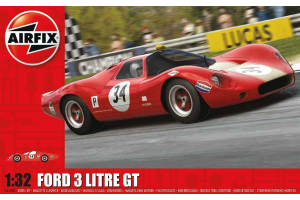 Ford 3 Litre GT (1:32) - reedice - A55308