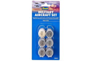 Sada 39071 - Military Aircraft Set - aqua