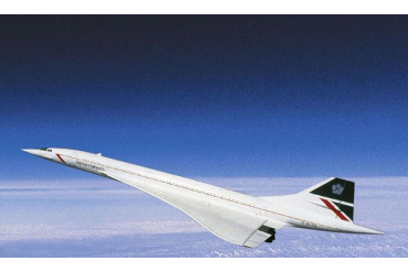 "Concorde ""British Airways""  (1:144) - 04257"