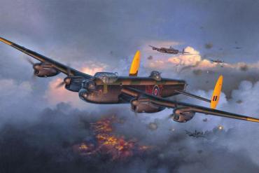 Avro Lancaster Mk.I/III  (1:72) - 04300