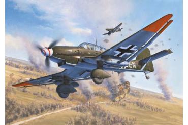 Junkers Ju87 G/D Tank Buster (1:72) - 04692