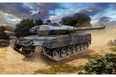 Leopard 2 A6M (1:72) - 03180