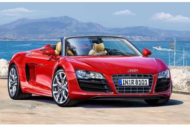 Audi R8 Spyder (1:24) - 07094