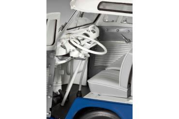 Plastic ModelKit auto 07399 - VW T1 SAMBA BUS (1:24)