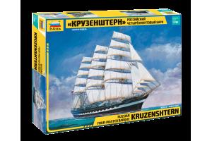 "Plachetnice ""Kruzenshtern"" (1:200) - 9045"
