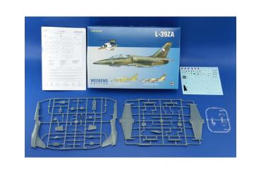 L-39ZA 1:72 - 7427