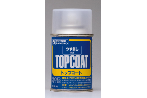 Mr. Top Coat Gloss - lak matný 86ml - B503
