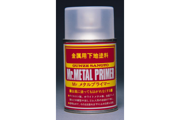 Mr. Metal Primer - základ pro kovový povrch 100ml - B504