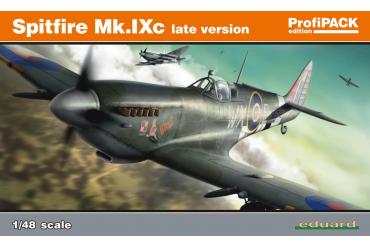 Spitfire Mk. IXc pozdní verze 1:48 - 8281