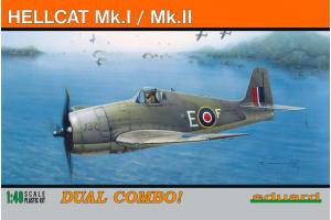 HELLCAT Mk. I/Mk. II DUAL COMBO 1:48 - 8223