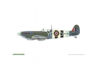 Spitfire Mk. IXc pozdní verze 1:72 - 70121