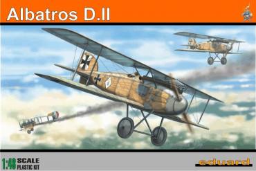 Albatros D. II 1:48 - 8082