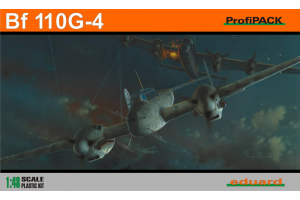 Bf 110G-4 1:48 - 8206