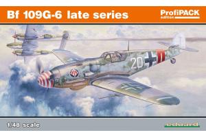 Bf 109G-6 pozdní série 1:48 - 82111