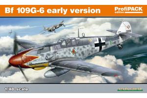 Bf 109G-6 raná série 1:48 - 82113