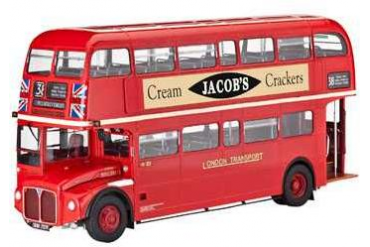 Plastic ModelKit autobus 07651 - LONDON BUS (1:24)