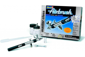 Airbrush Spray Gun - master class  (Flexible) - 39109