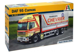 DAF 95 CANVAS (1:24) - 3914