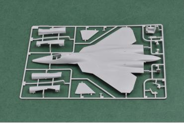 RUSSIAN T-50 PAK-FA (1:72) - 87257