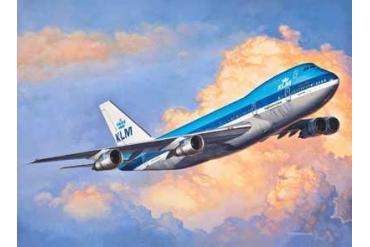 ModelSet letadlo 63999 - Boeing 747-200 (1:450)