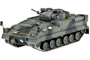 Plastic ModelKit tank 03128 - Warrior MCV (1:72)