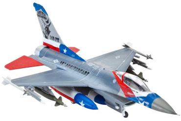 ModelSet letadlo 63992 - Model Set F-16C USAF  (1:144)