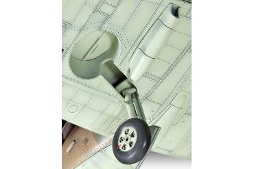 Plastic ModelKit letadlo 03986 - Spitfire Mk II (1:32)