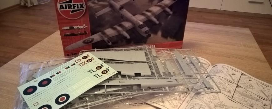 Avro Lancaster, krok za krokem - část 1: Kokpit a paluba