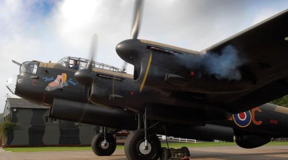 Avro Lancaster, krok za krokem - část 3: Maskování a kamufláž